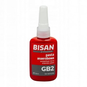 PASTA ANAEROBOWA GB2 BISAN 50ml